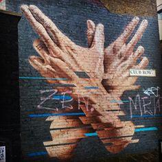 """ by James Bullough #hyper #realistic #street #art"