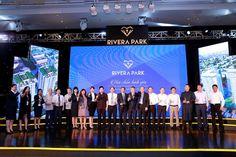 Lễ ra mắt dự án Rivera Park Vũ Trọng Phụng