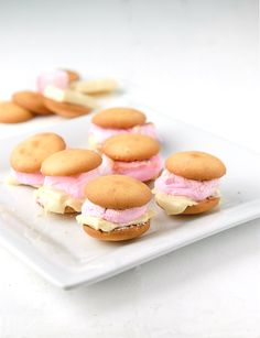 Vanilla Wafer Rose Marshmallow White Chocolate Oven S'Mores - BoulderLocavore.com