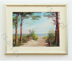 Robert sokolowski - Kolekcje i sztuka - Allegro. Land Scape, Fisher, Frame, Painting, Decor, Art, Picture Frame, Art Background, Decoration