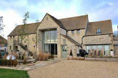 The wonderful, imposing detatched farmhouse