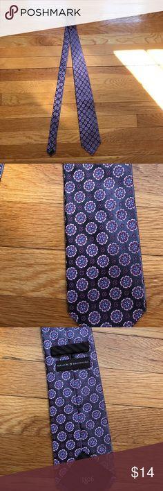 Purple tie. 100 silk. Excellent condition Purple tie. 100 silk. Excellent condition Black Brown 1826 Accessories Ties