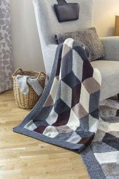 Knit Patterns, Plaid Scarf, Diy And Crafts, Blanket, Knitting, Crochet, Image, Interior, Google