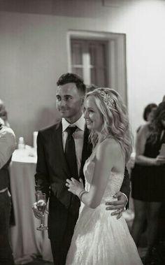 Candice & Joe's wedding