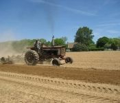 Farming on the North Fork.