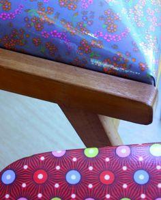 Voltaire et Dagobert - Chaise. #créatybreizh #stmalo #voltairetedagobert #ameublement #déco #chaise #petitpan Peter Pan, St Malo, Cinnamon Sticks, Sunglasses Case, Arredamento, Contemporary, Chair, Peter Pans