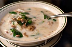 Slow Cooker Zuppa Toscana (Copycat)