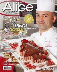 I quaderni di alice cucina n 30 2016 Christmas Tree Cake, Xmas, Magazine Articles, Alice, Make It Simple, Breakfast, Food, Magazines, Hobby