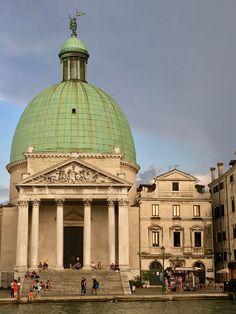 Chiesa di San Simeone Piccolo, Venezia