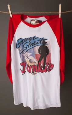You must not be a human if you don't love George Strait! We are junkies! All Gina tees are made with high quality materials. Please reference sizing guide when ordering. Size Chart Unisex Shirts XXS X