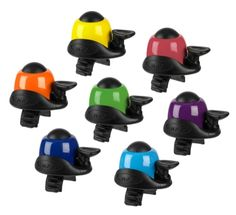 XLC Alloy Mini Bell. Buy Now At Micro Scooters UK