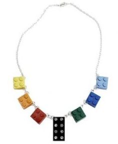 How To Make Lego Jewelry
