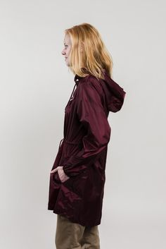 Singley Packable Parka | United By Blue  - 3