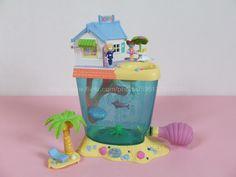 90s Toys, Retro Toys, Vintage Toys, Polly Pocket World, Minnie Mouse Toys, Mermaid Toys, Miraculous Ladybug Funny, Mini Things, Classic Toys