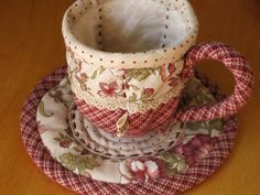 PatchworkPottery: Tea & Time