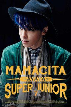 Super Junior 7th album 'MAMACITA' 3rd Teasers