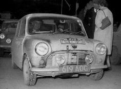 https://flic.kr/p/de3Wib | Austin Mini SE7EN - 619 AOG - 1960 Monte Carlo Rally…