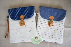 Hothot Ginger ♥ Unique Handmade Zakka :  Ipad Sleeve ... Denim