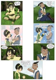 Avatar: The Last Airbender: Tokka. This makes me laugh