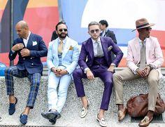 Pitti Uomo 90 - Street Style - Day 1 | Man of Many