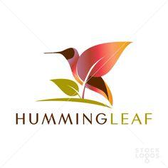 Humming Leaf #BRANDING #IDENTITY #LOGO Ad Design, Logo Design, Candle Logo, Typography Logo, Lettering, Make Your Logo, Leaf Logo, Great Logos, Landscaping Company