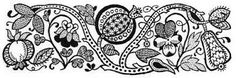 Welcome to my Historic Blackwork page. I research Elizabethan Embroidery. At the moment this page is mostly links but personal articles are soon to come. Jacobean Embroidery, Blackwork Embroidery, Hand Embroidery Patterns, Embroidery Thread, Cross Stitch Embroidery, Cross Stitch Patterns, Renaissance, Blackwork Patterns, Thread Art