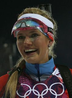 Gabriela Soukalová Winter Olympic Games, Winter Olympics, Captain Hat