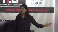 Your Health Weight and Mind by Ms. Karishma Ahuja HELP Talk Video