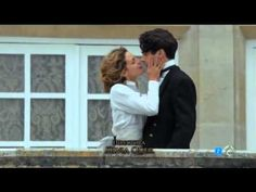 Gran Hotel (Escenas Julio/Alicia) - Alicia besa a Julio delante de todo el mundo - YouTube