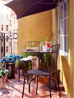Small Balcony Design Ideas-34-1 Kindesign