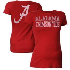 My U Alabama Crimson Tide Maternity Literality T-Shirt - Crimson