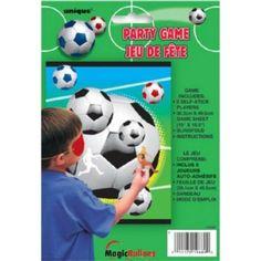 Bursdagsleker - Fotball