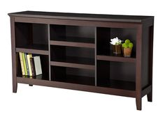 Threshold Carson horizontal bookcase