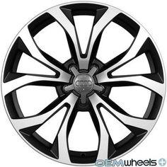 "Cool Audi: 18"" Black s Line Style Wheels Fits Audi A6 S6 RS6 A7 S7 C4 C5 C6 C7 Quattro...  Cars Check more at http://24car.top/2017/2017/05/15/audi-18-black-s-line-style-wheels-fits-audi-a6-s6-rs6-a7-s7-c4-c5-c6-c7-quattro-cars/"