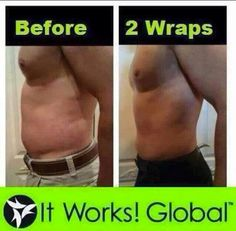 Enhance your work out results with that crazy wrap thing..The Ultimate Body Applicator. Tightens tones & firms in 45 minutes!