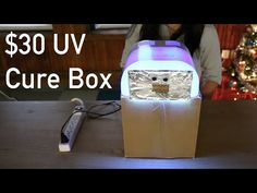 Hack of the Day: Build Your Own UV Cure Box for Under $30, Courtesy of Formlabs | 3DPrint.com