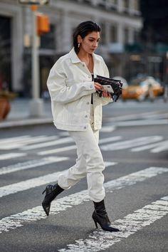 NY Fashion Week F/W 2018/2019 street style