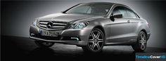 Mercedes Benz E Class Coupe Facebook Timeline Cover Facebook Covers - Timeline Cover HD