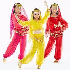 Oriental Dance Costumes Girls Stage
