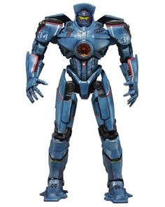 Pacific Rim Gipsy Danger Light-Up Action Figure