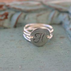 Custom Initial Ring