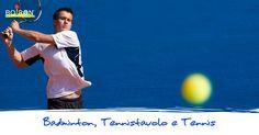 Sono 14 le medaglie d'oro che vedremo assegnare agli atleti di Badminton, Tennistavolo e Tennis . Oltre a ferite ed escoriazioni, contusioni ed ematomi, il disturbo più tipico è il cosiddetto gomito del tennista. L'omeopatia può rivelarsi una preziosa alleata per lenire il dolore dovuto alla sollecitazione eccessiva microtraumatica.