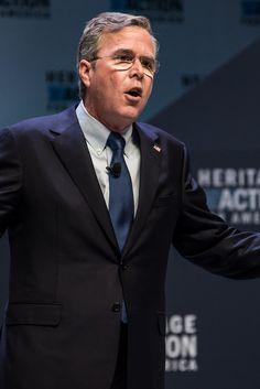Jeb Bush Energy Plan Takes Aim At Obama Effort To Reduce Power Plant Emissions