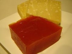 Quince paste in the Thermo....