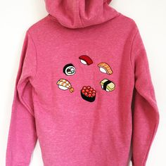 Embrojp @embrojp #embroidery #embro #sushi #handmade
