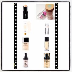Here are some great CC creams, BB Creams, and Foundation dupes to kick start your weekend. Happy shopping Glamour Babes! Stay beautiful xo  Stila CC Stick $38.00 Hard Candy CC Stick $7.00  Tarte BB Cream $35.00 Physicians Formula Super BB Cream $9.00  Chanel Vitaumiere Aqua Foundation $45.00 Maybelline Fit Me Foundation $8.00  Make-up Forever HD Foundation $42.00 Revlon Photo Ready Foundation $12.00
