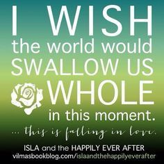 isla and the happily ever after - Buscar con Google