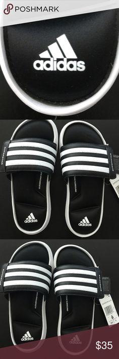 e449653f9345bb Adidas Performance Superstar Slides Black Fitfoam Adidas Performance Men s  Superstar Slides white (Size 6 US