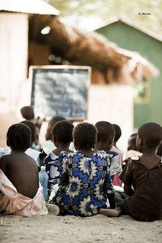 School - Tsunza, Kenya