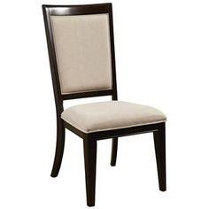 Binghamton Upholstered Side Chair #ModernStudio